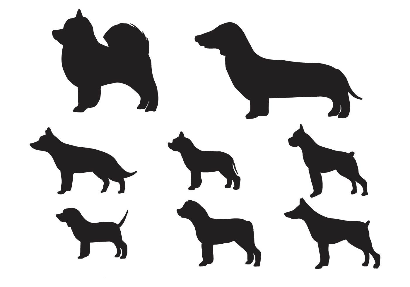Free Dog Vectors