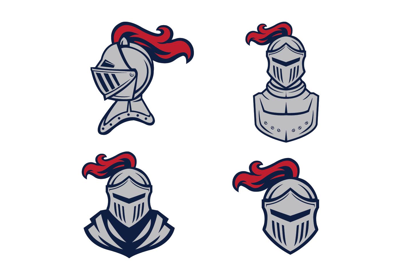 Knight Free Vector Art