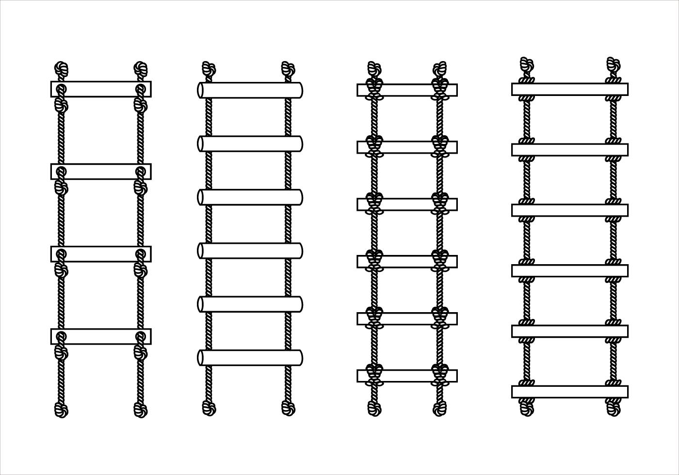 Ladder Free Vector Art