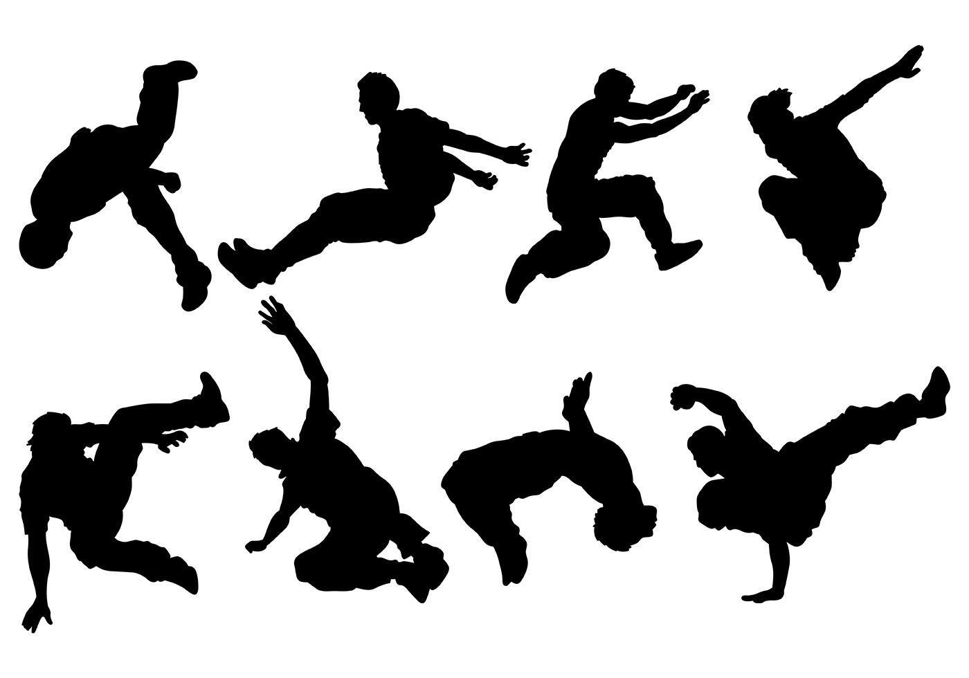 Dance Logo Free Vector Art