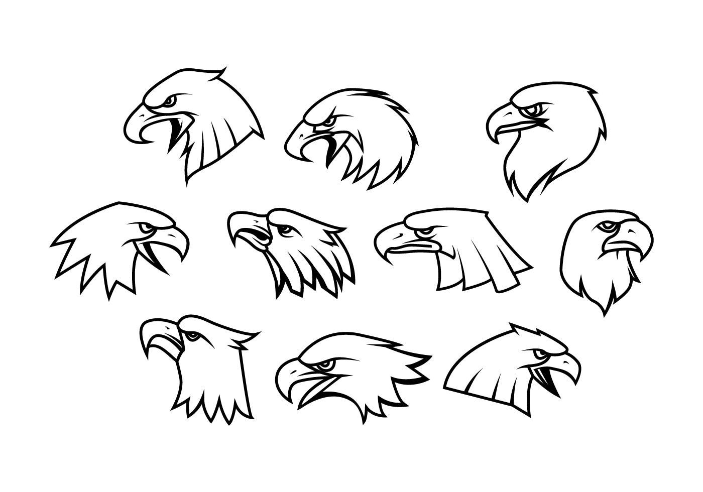 Free Eagle Logo Vector