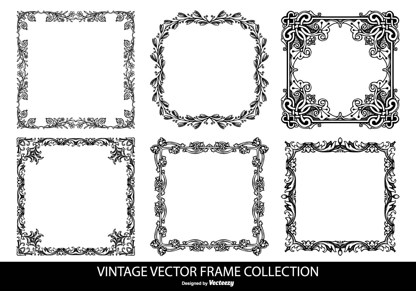 Frame Border Free Vector Art