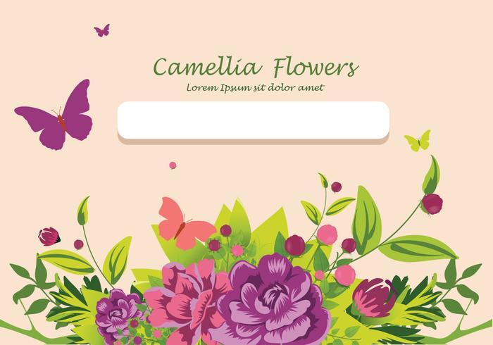 https www vecteezy com vector art 141653 camellia flowers invitation card design illustration
