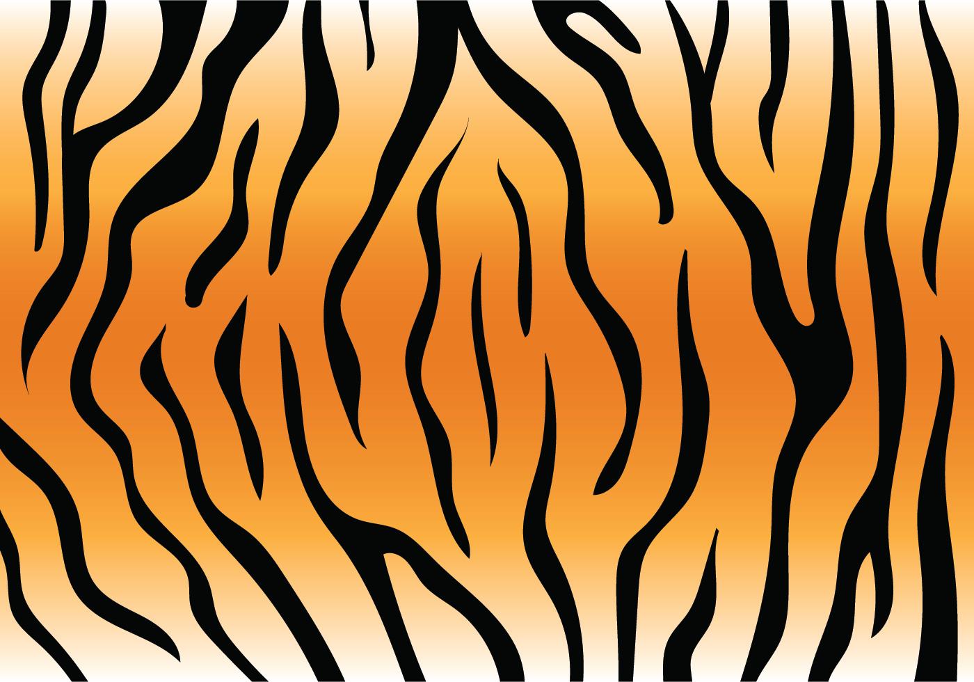 Tiger Stripe Pattern