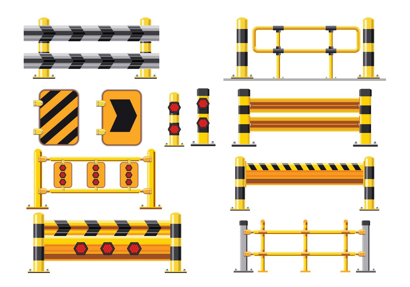 Art Warehouse Rails Guard Clip