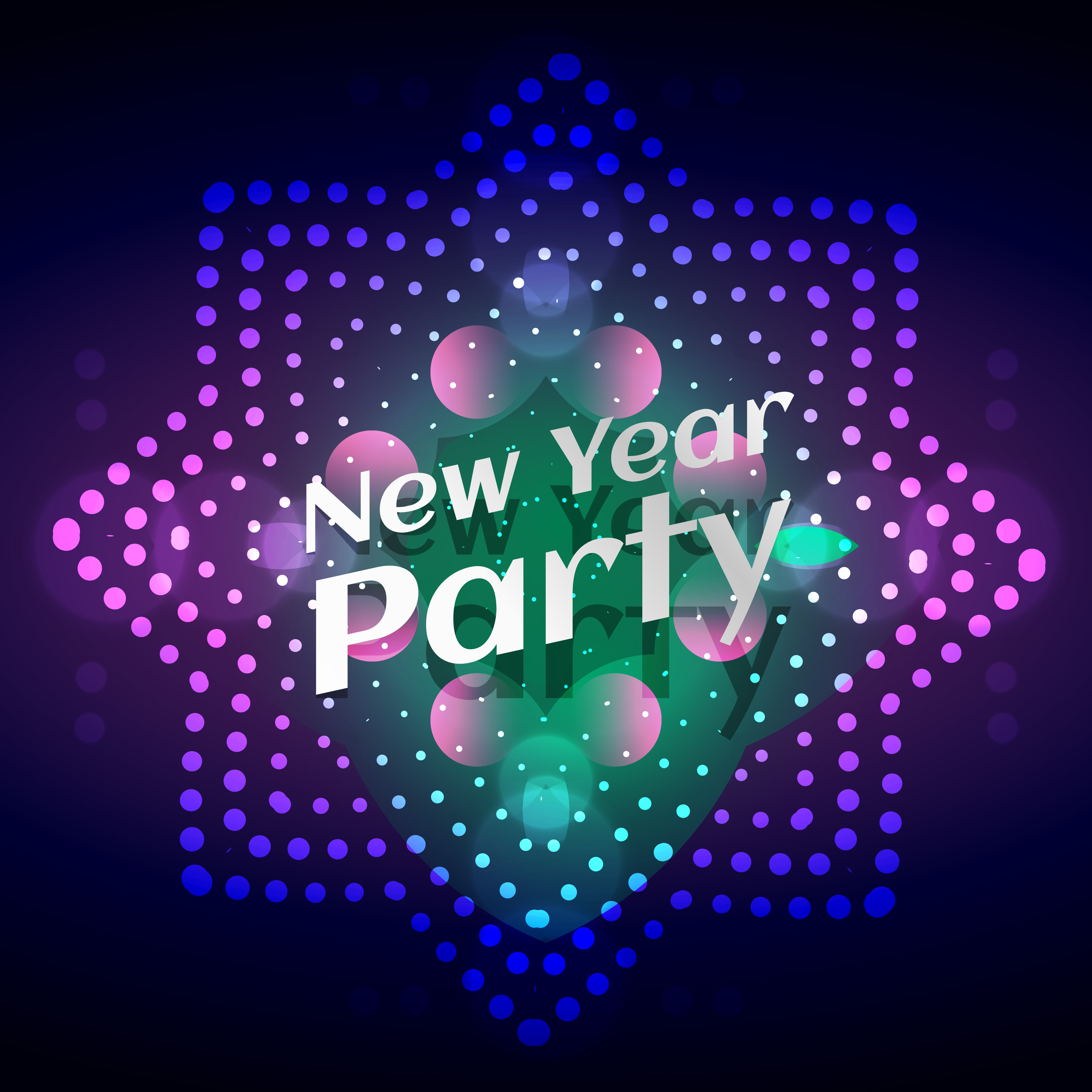 Glow Party Free Vector Art 14221 Free Downloads