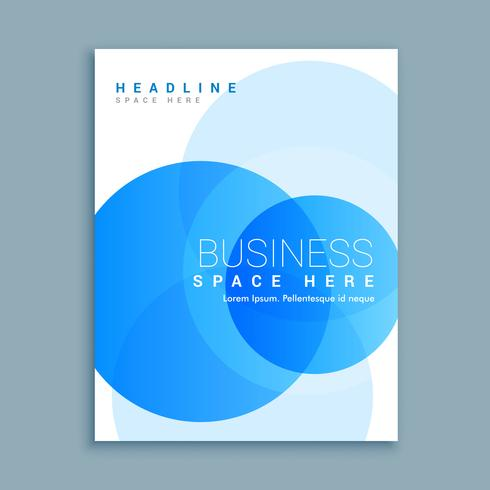 Business Cover Page Brochure Template Download Free Vector Art Stock Graphics Amp Images
