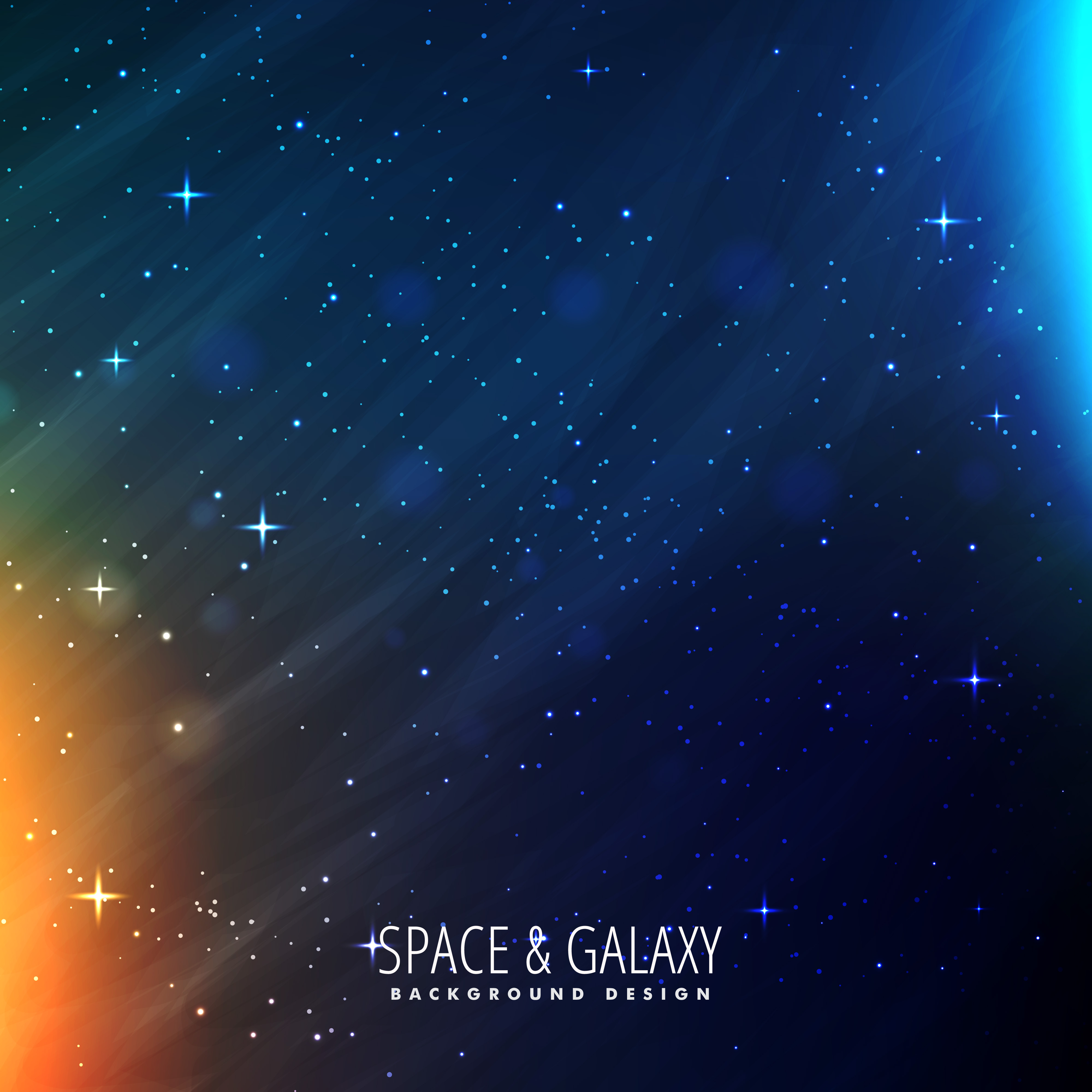 Galaxy Template Download Free Vector Art Stock Graphics
