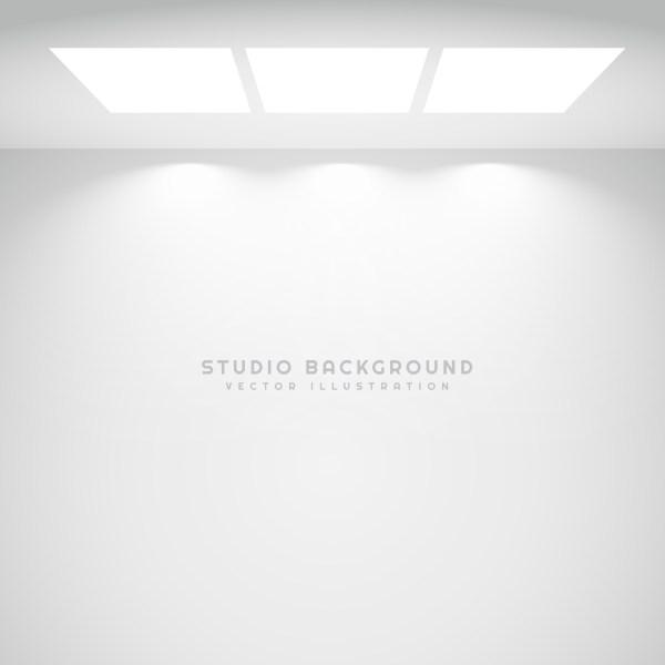 white studio lights background - Download Free Vector Art ...