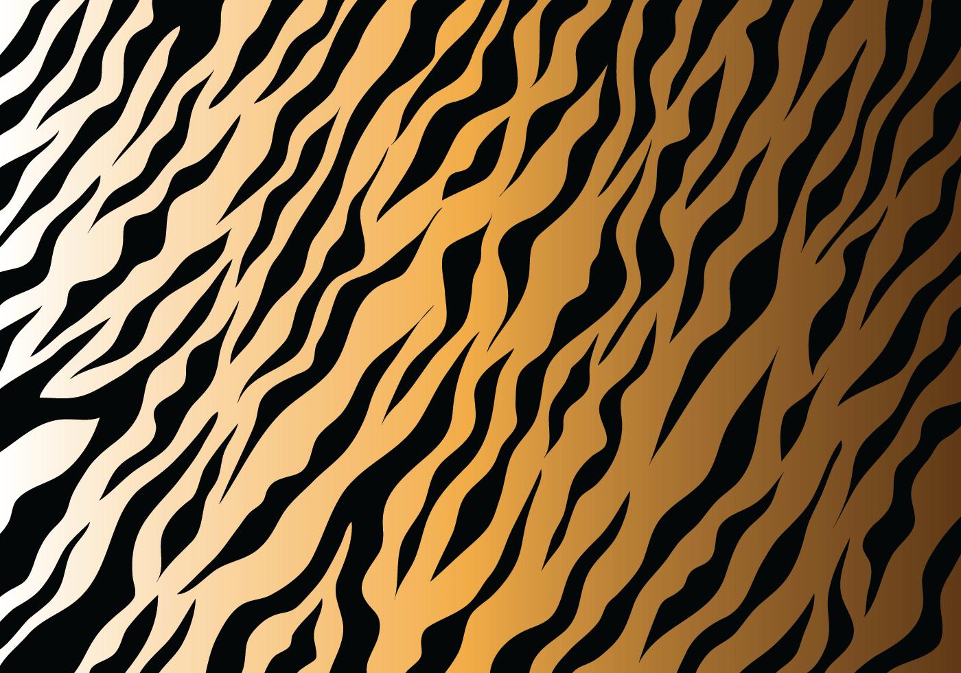 Tiger Stripes Vector