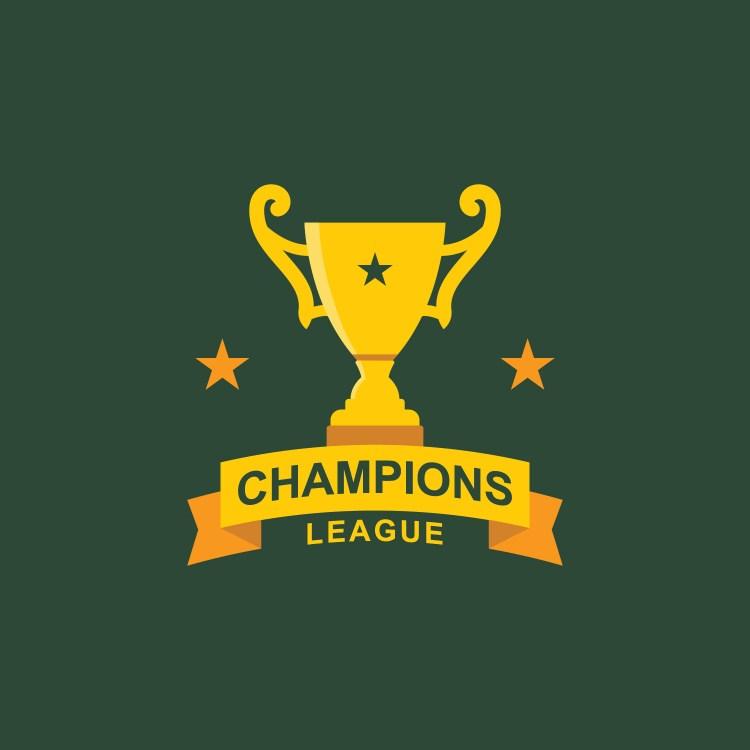 Champions League Logo Badge - Download Free Vectors ...