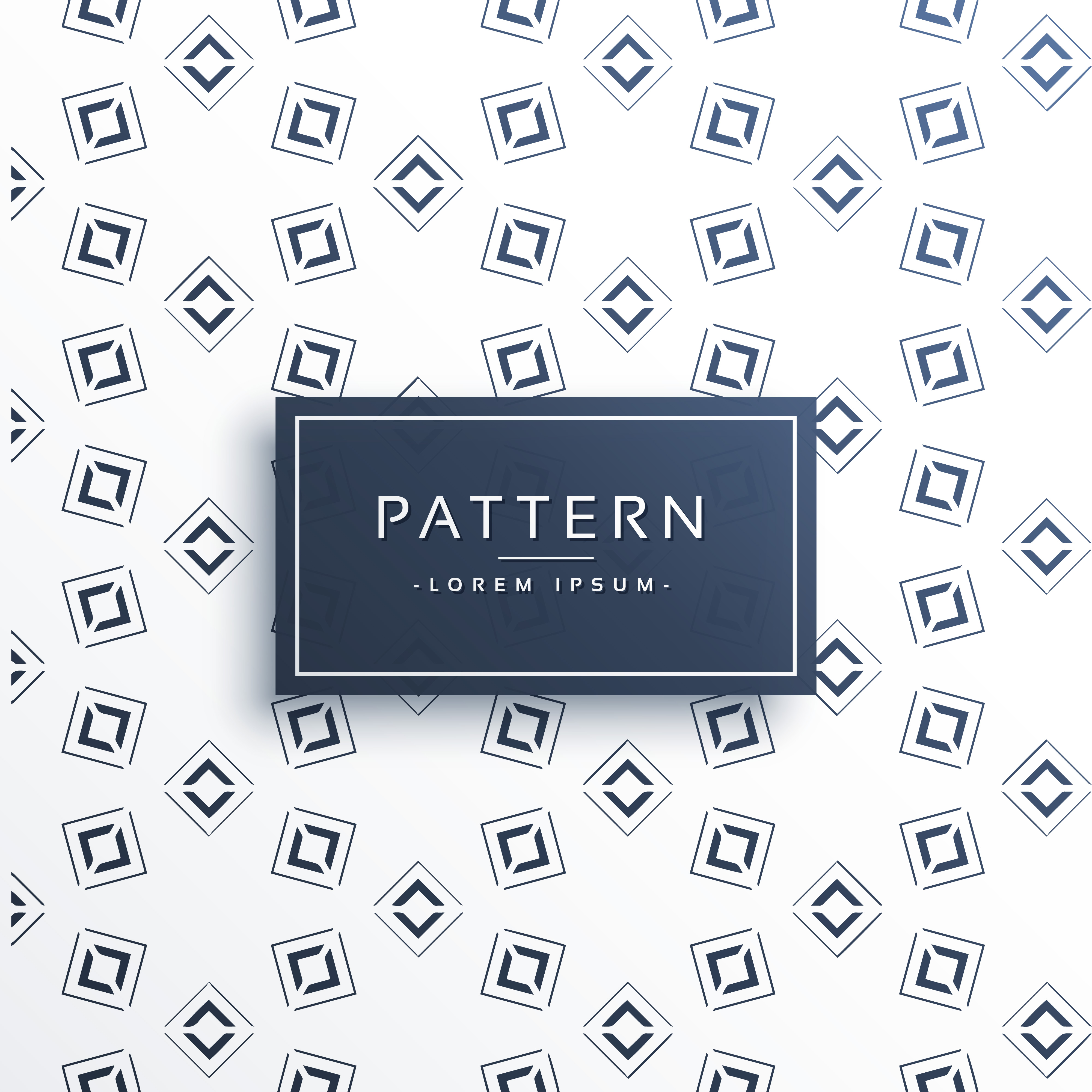 Abstract Geometric Shape Line Pattern Background