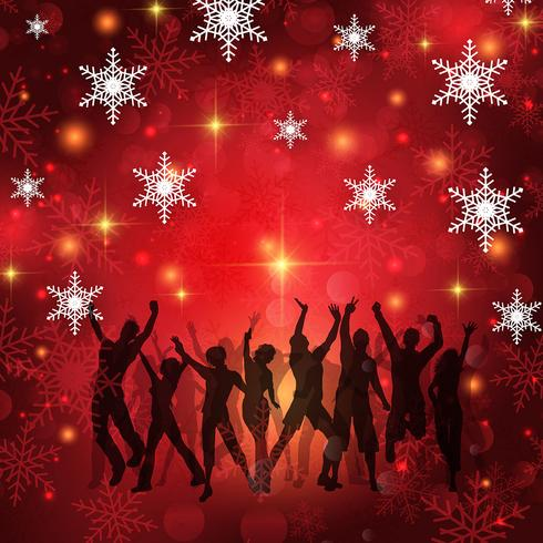 Christmas Party Background Download Vetores E Grficos