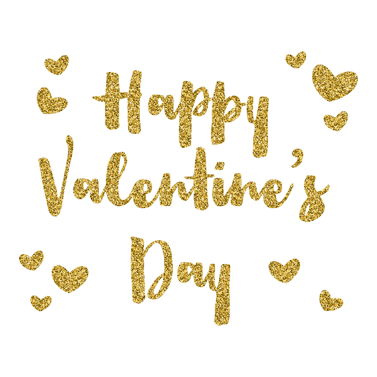 Glitter Valentines Day Background Download Free Vector