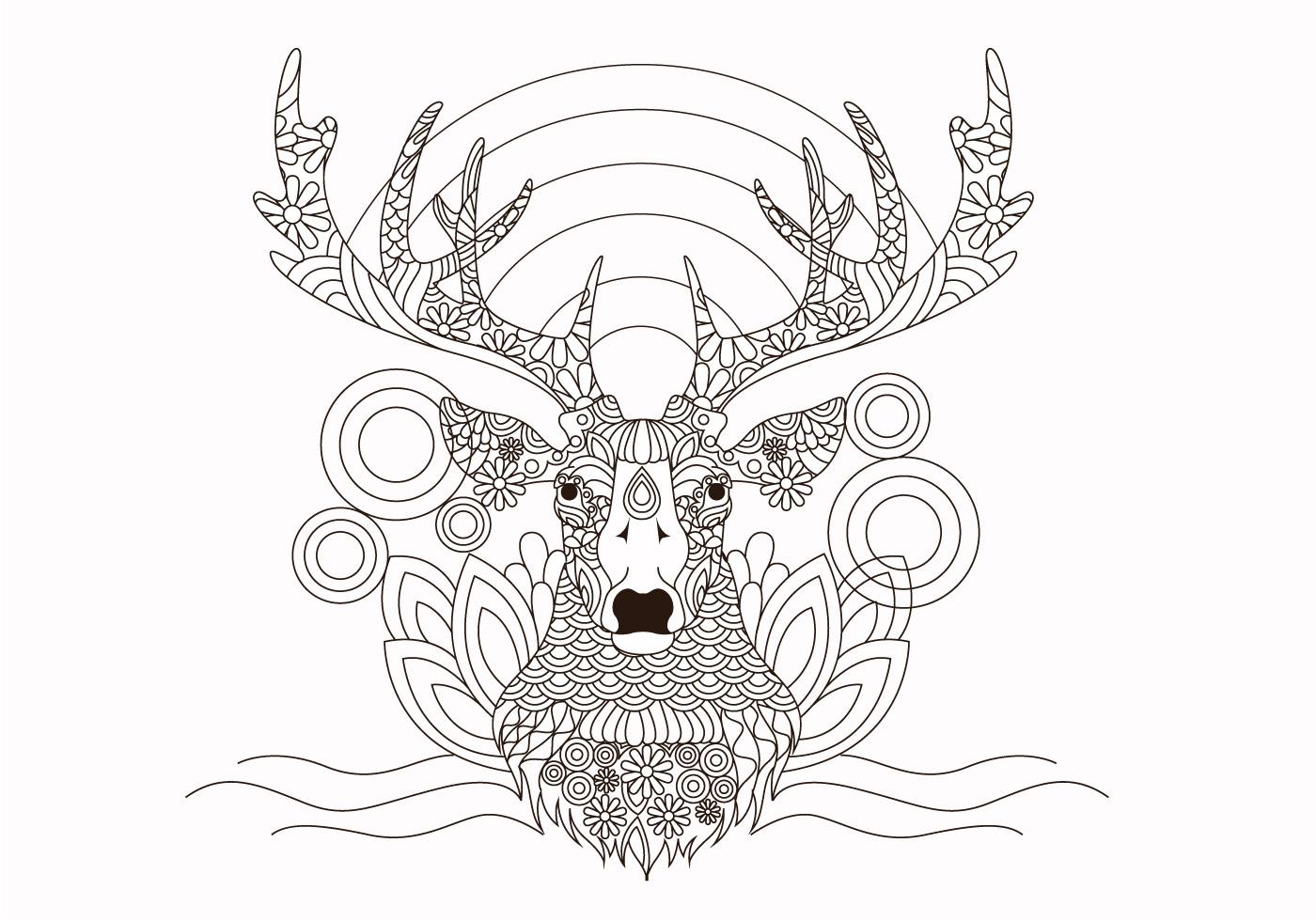 Coloring Book Free Vector Art