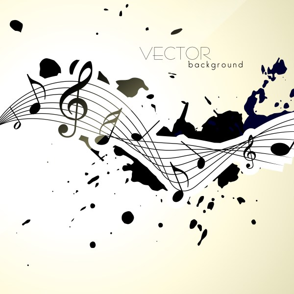 Musical Notes Free Vector Art - (4152 Free Downloads)