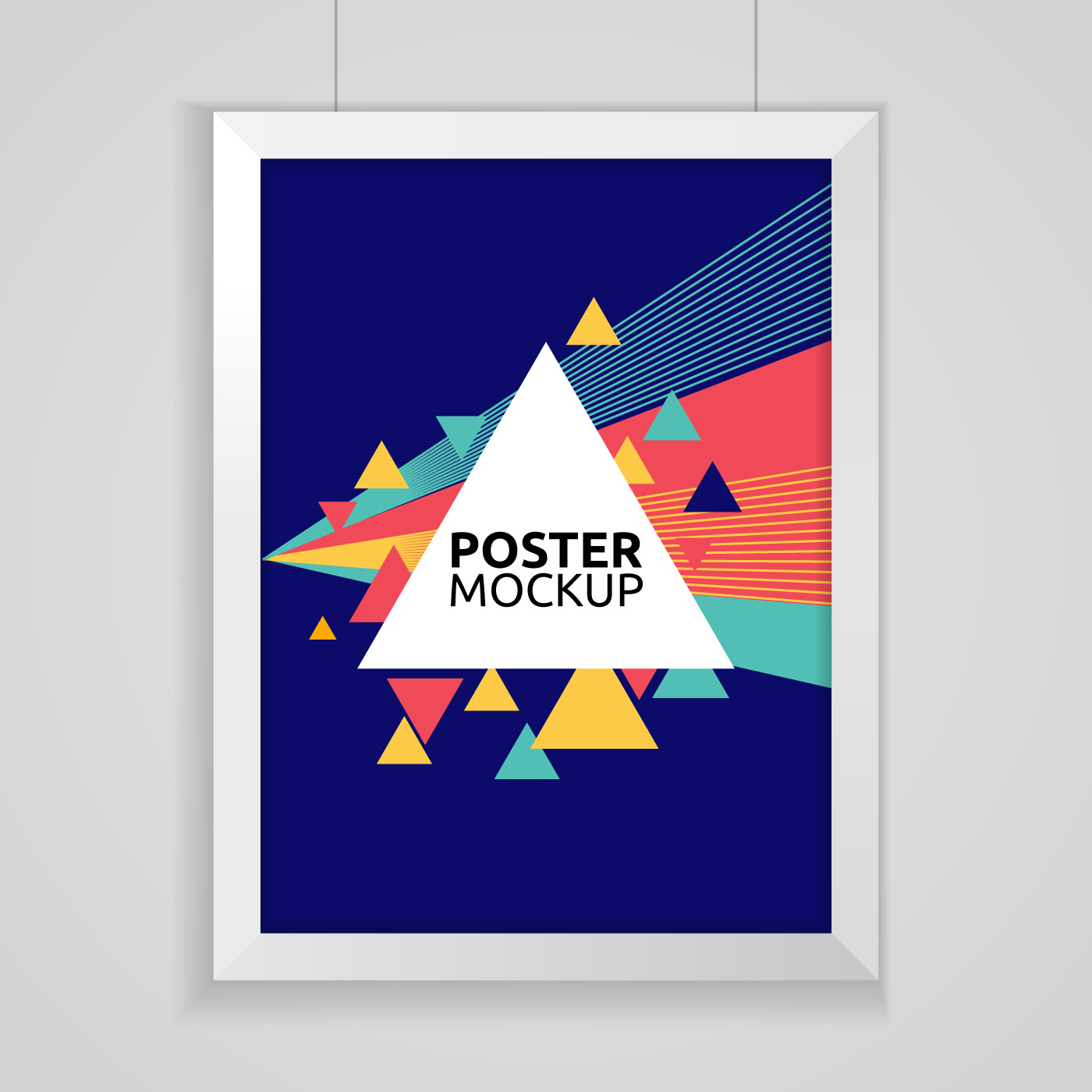Poster Mockup Vector Download Free Vector Art Stock Graphics Amp Images