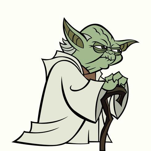 Yoda Vector - Download Free Vectors, Clipart Graphics ...