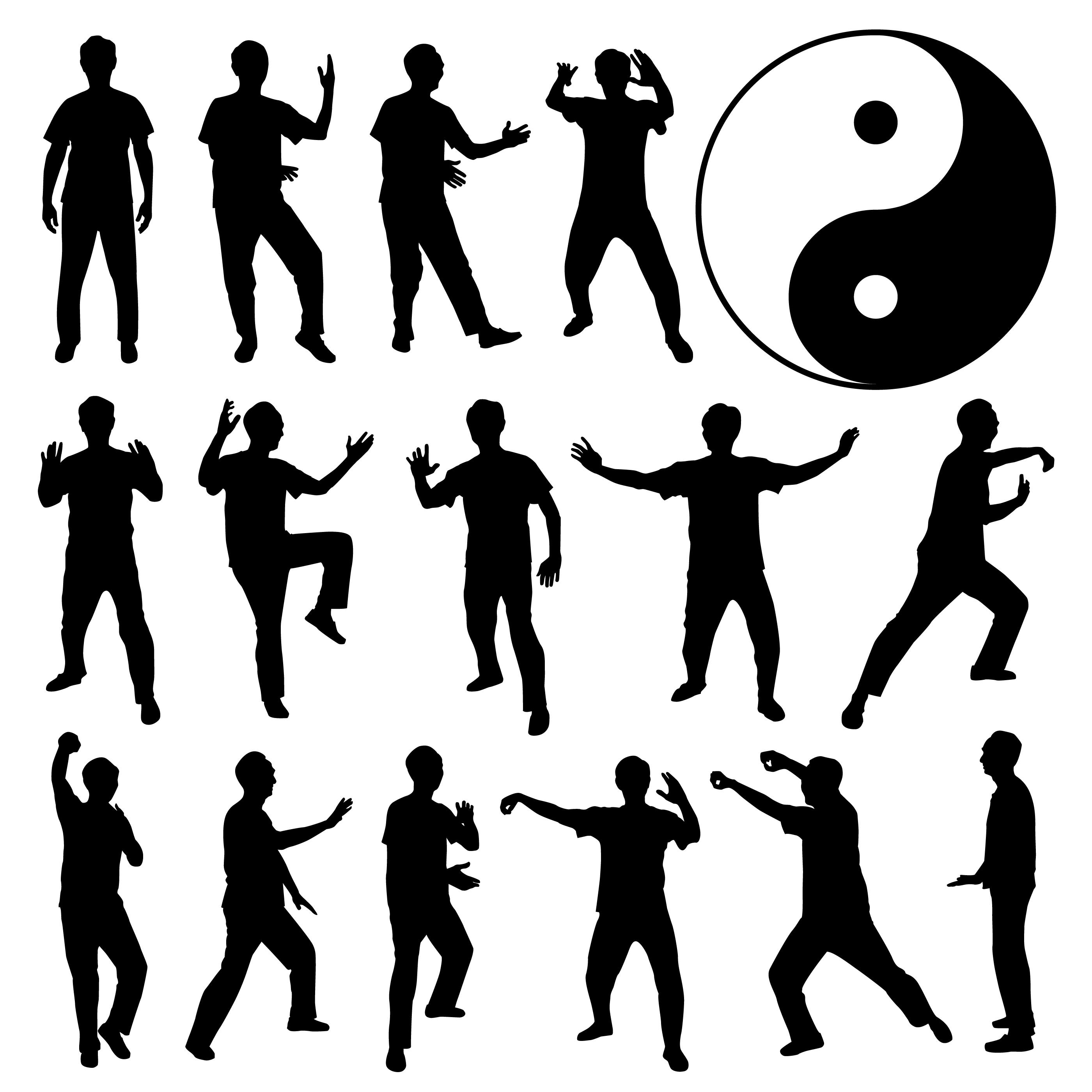 Martial Art Kung Fu Self Defense