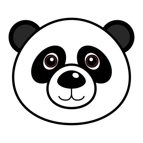 Cute Panda Vector Download Free Vectors Clipart Graphics Vector Art