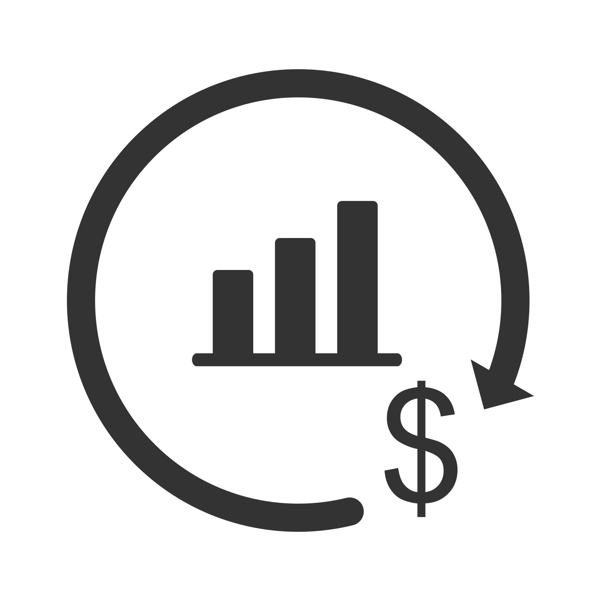 Investment Glyph Icons