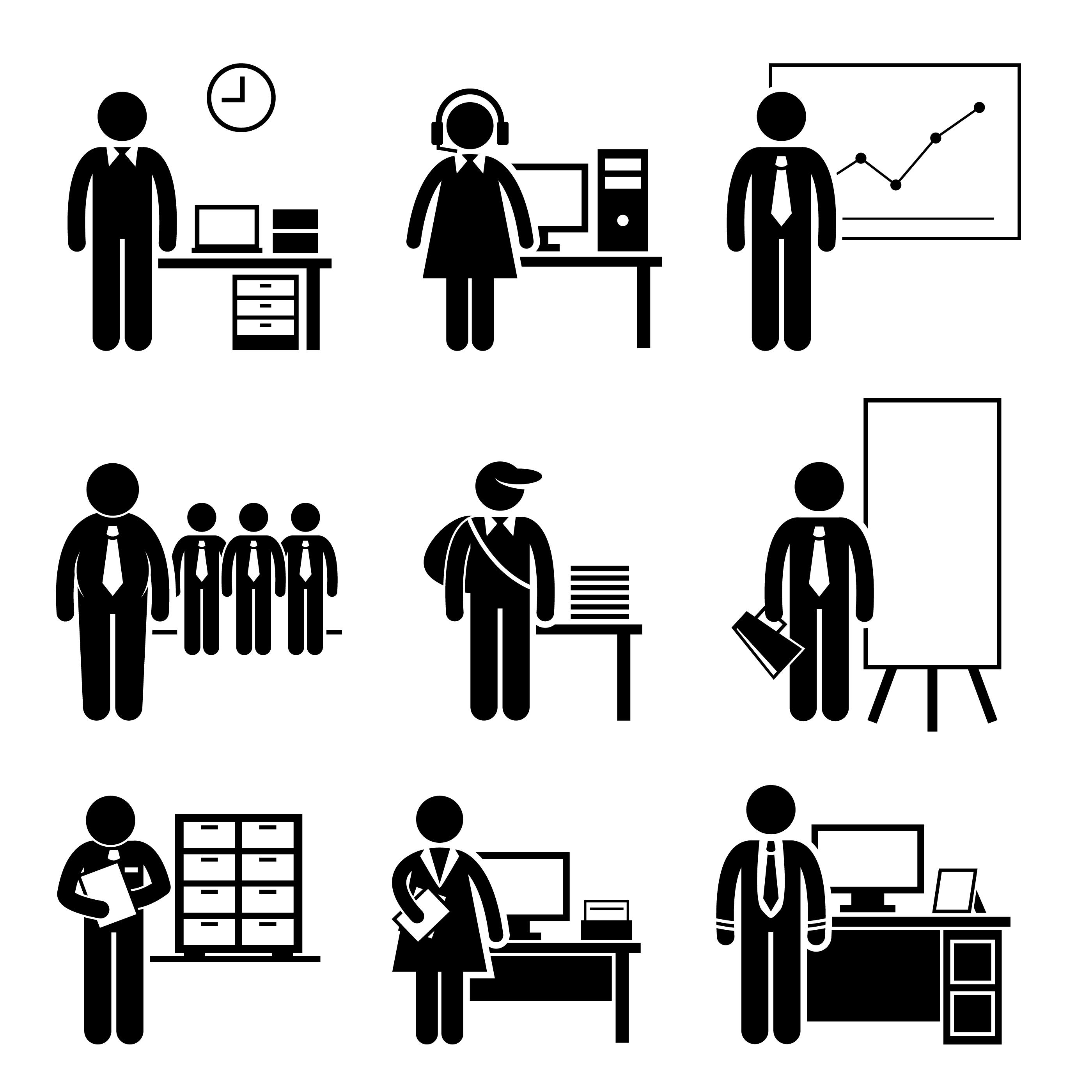 Buro Jobs Berufe Karriere