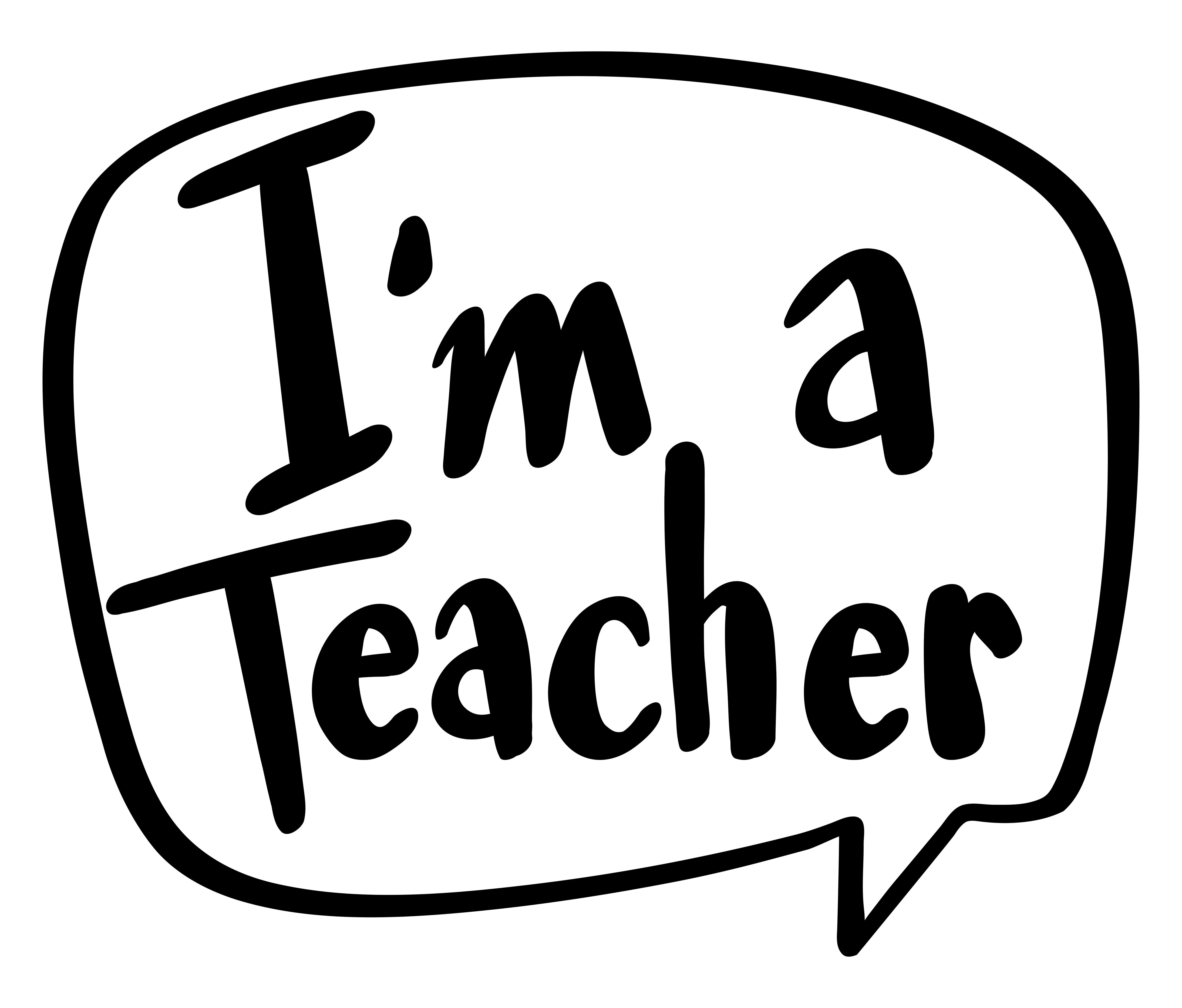 Expression De Mot Pour Je Suis Un Enseignant