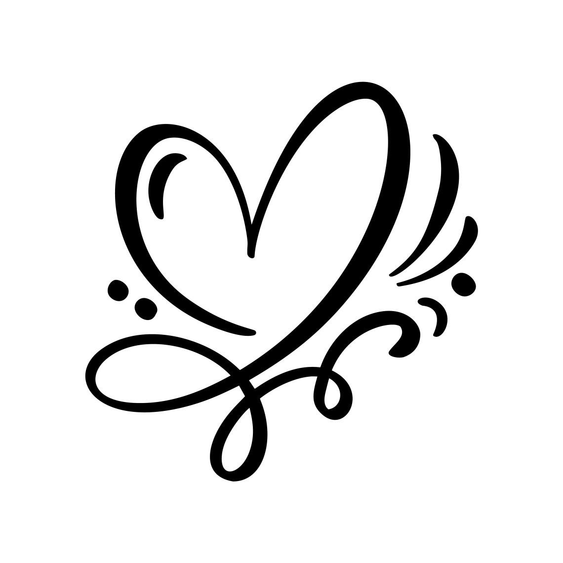Download Heart love sign illustration - Download Free Vectors ...