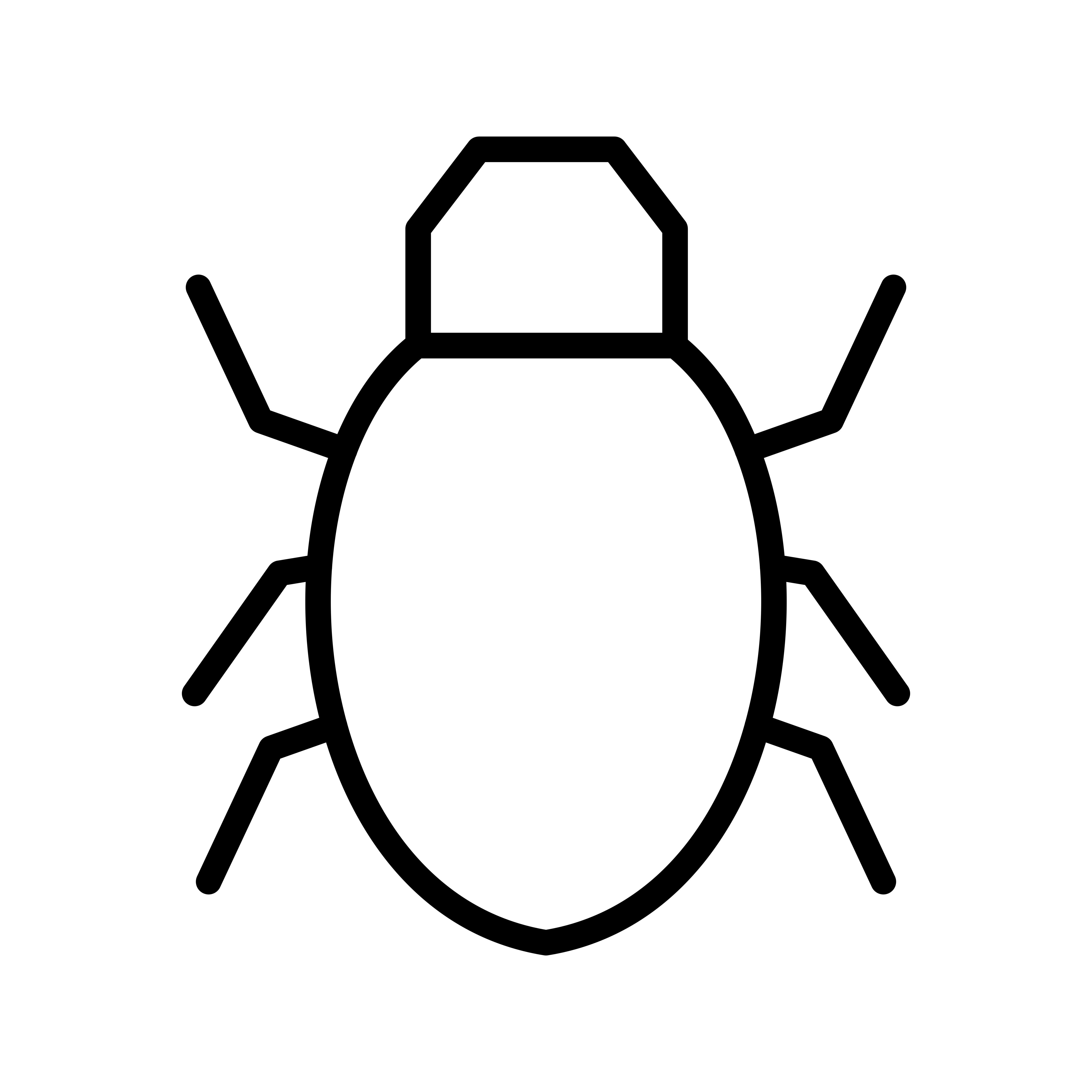 Bug Vector Icon