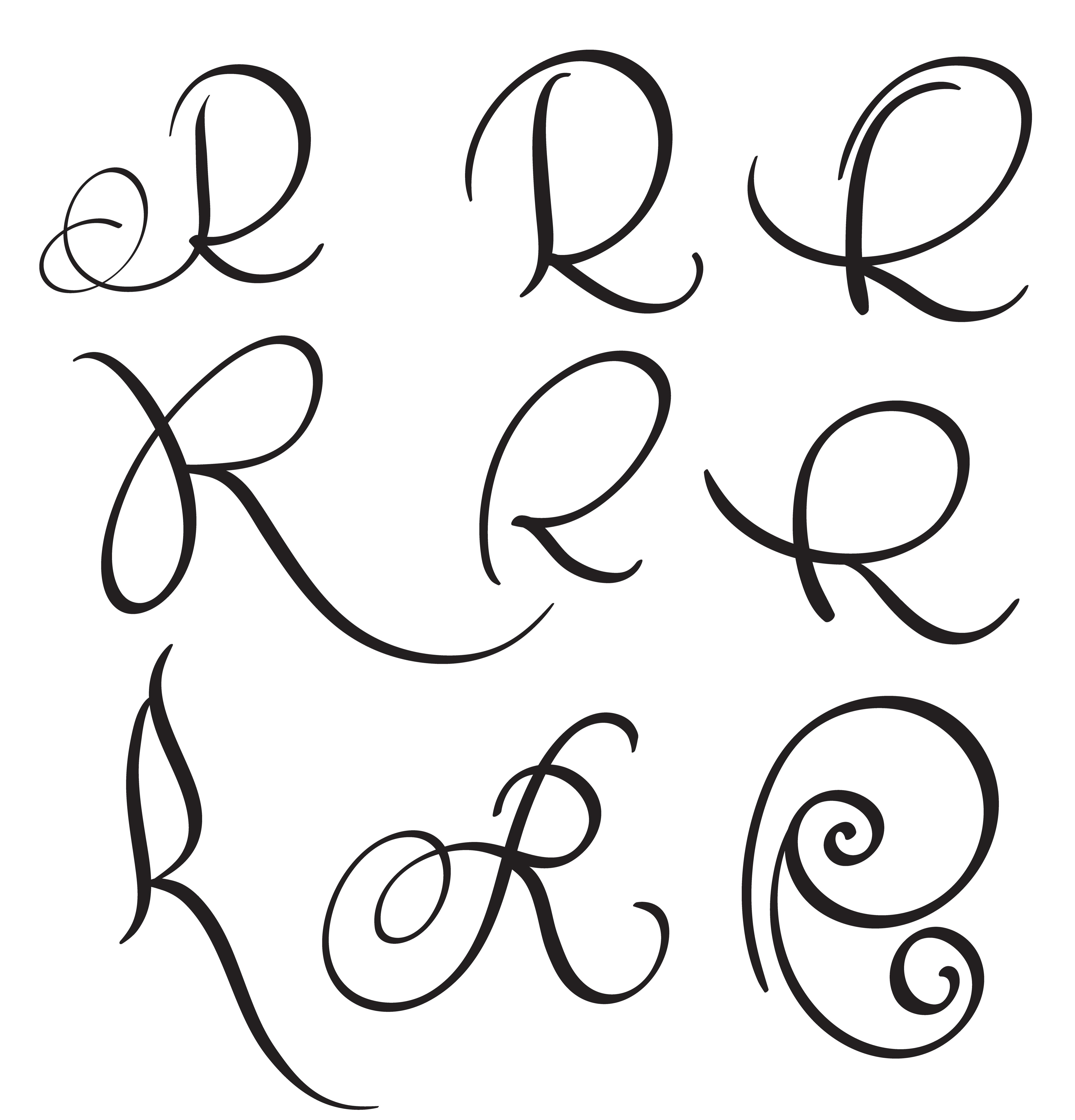 L C R