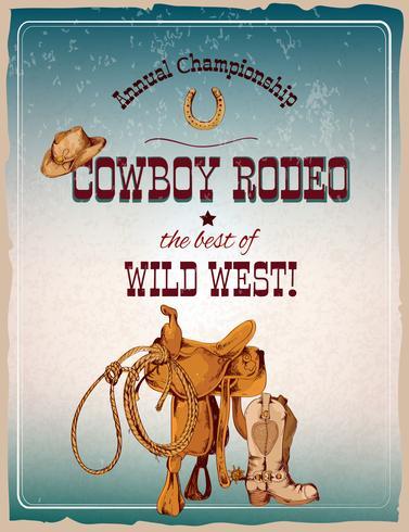 https www vecteezy com vector art 460329 rodeo poster colored