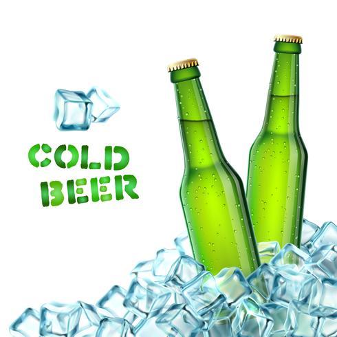Download Beer Bottles And Ice - Download Free Vectors, Clipart ...