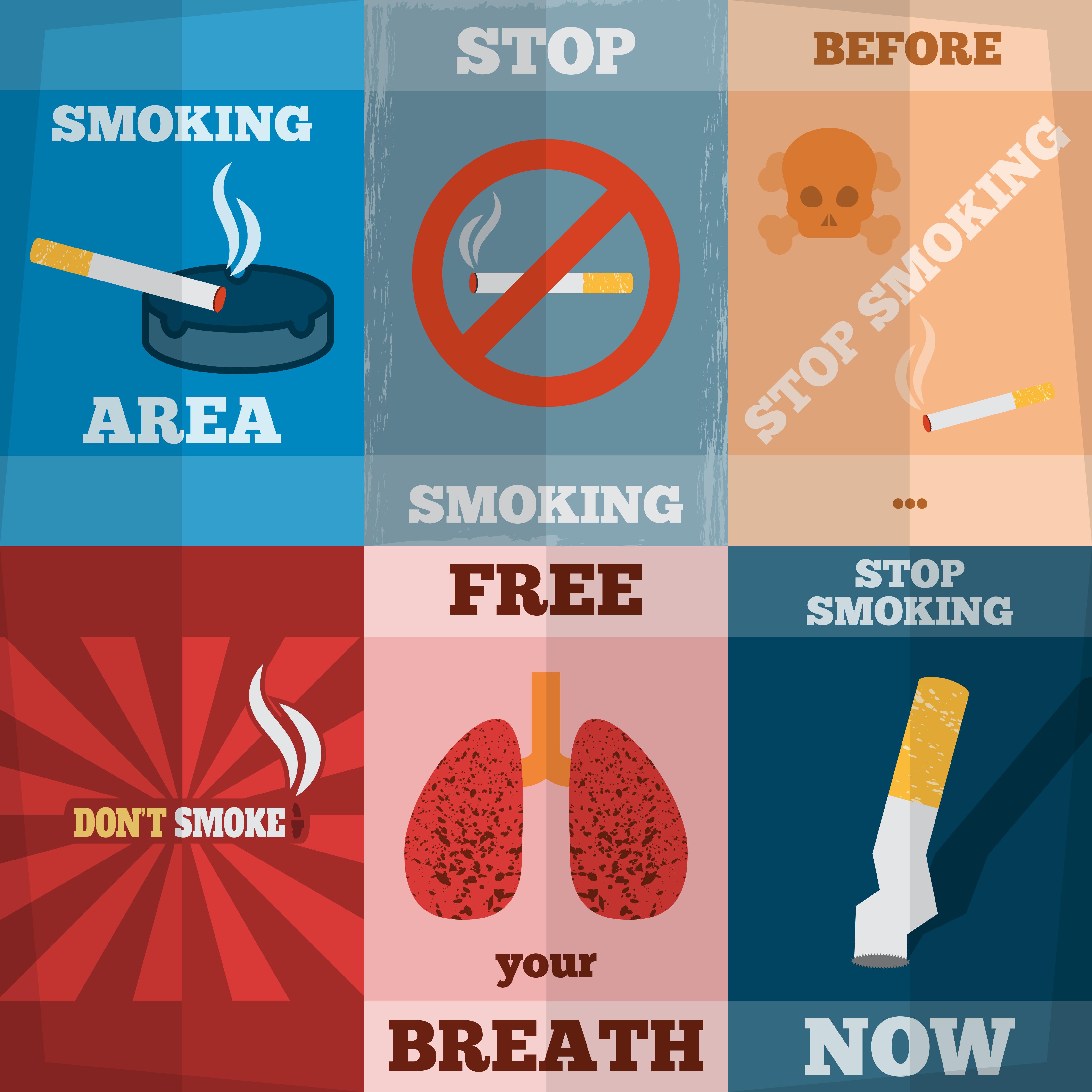 Roken Mini Posterset