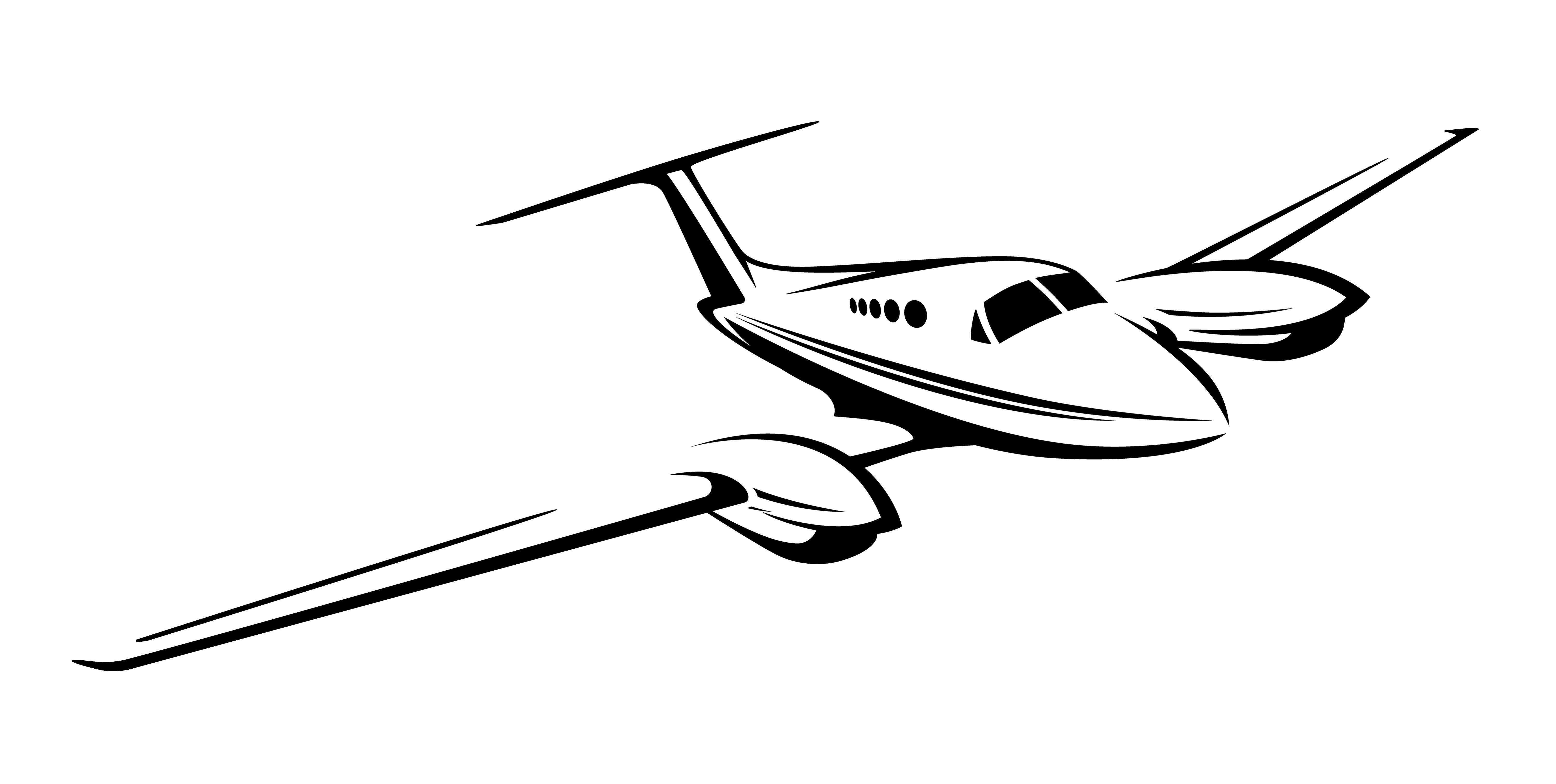 Small Plane Flying