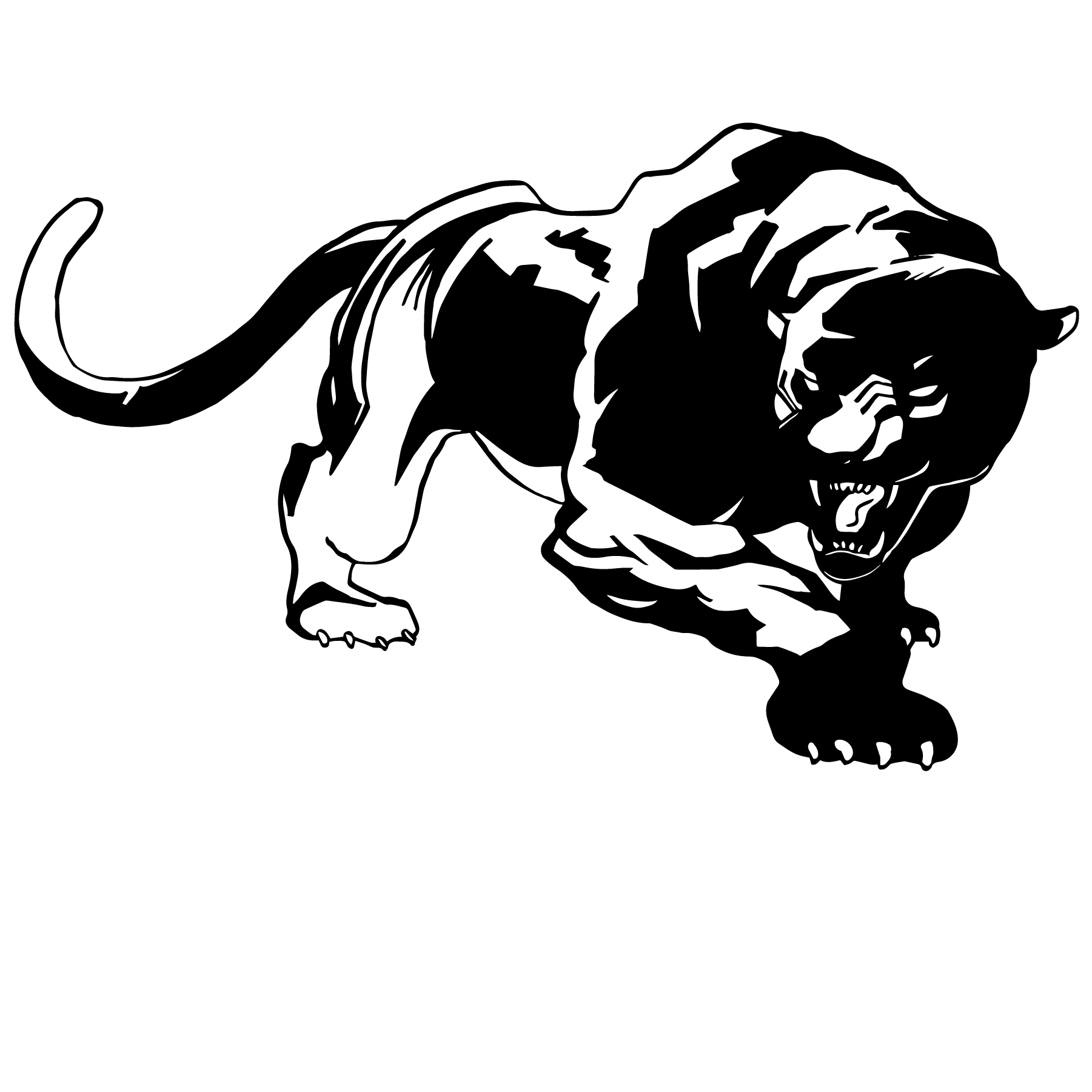 Panther Vector Eps