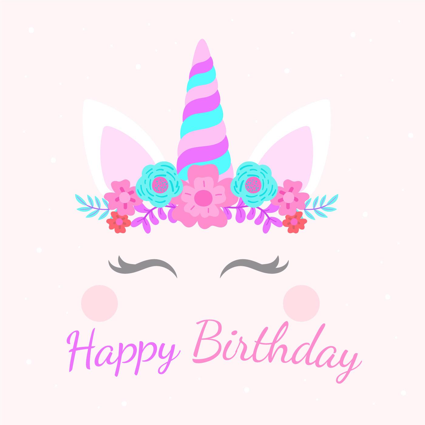 happy birthday unicorn 545526