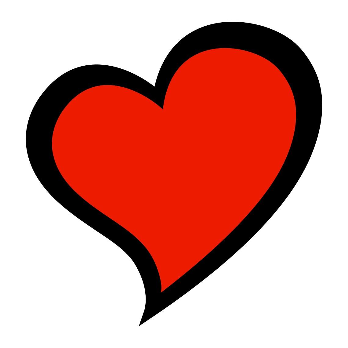 Download Heart Romantic Love graphic - Download Free Vectors ...