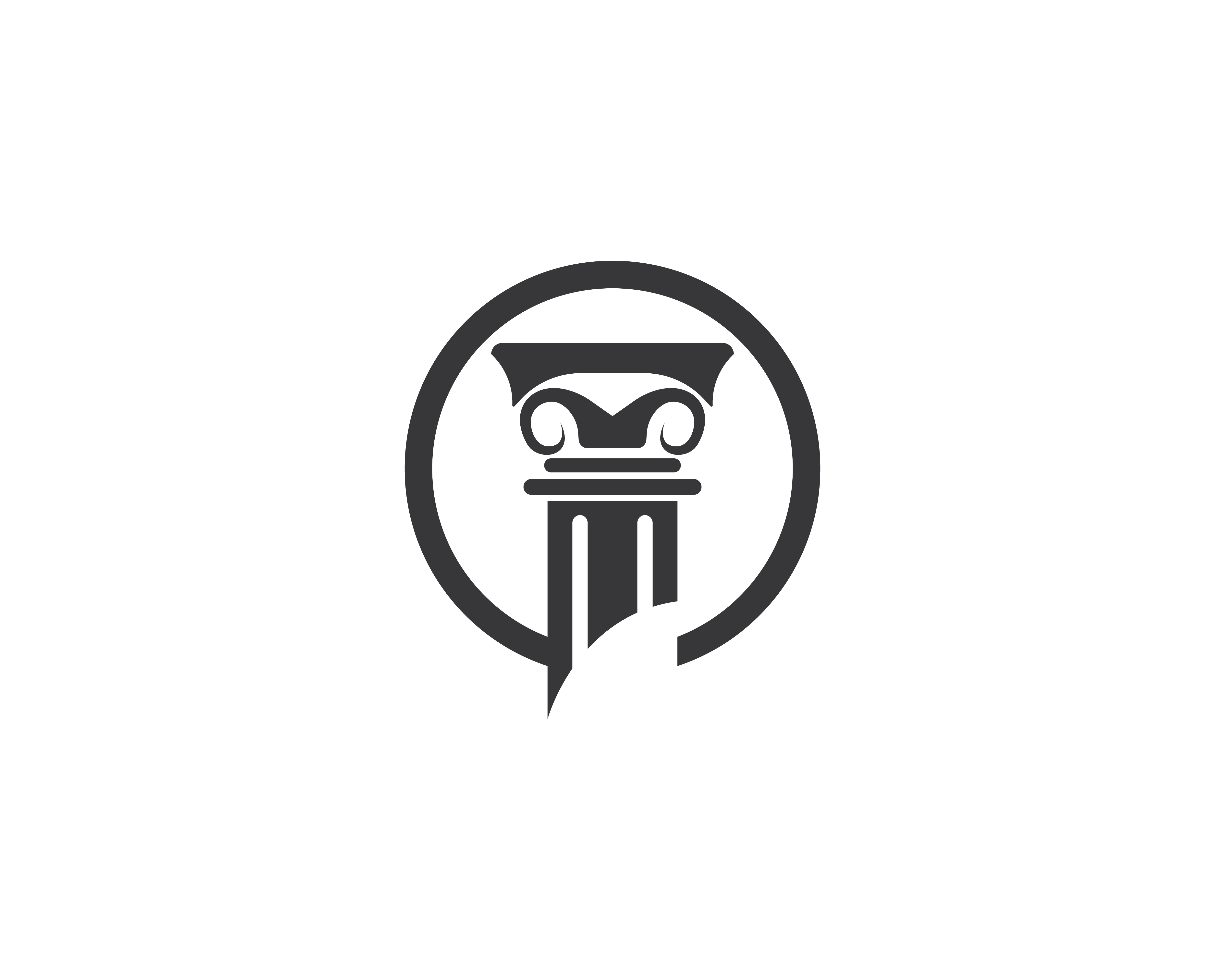 Law Logo Vector
