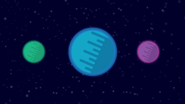 Planet abstract background - Download Free Vectors ...