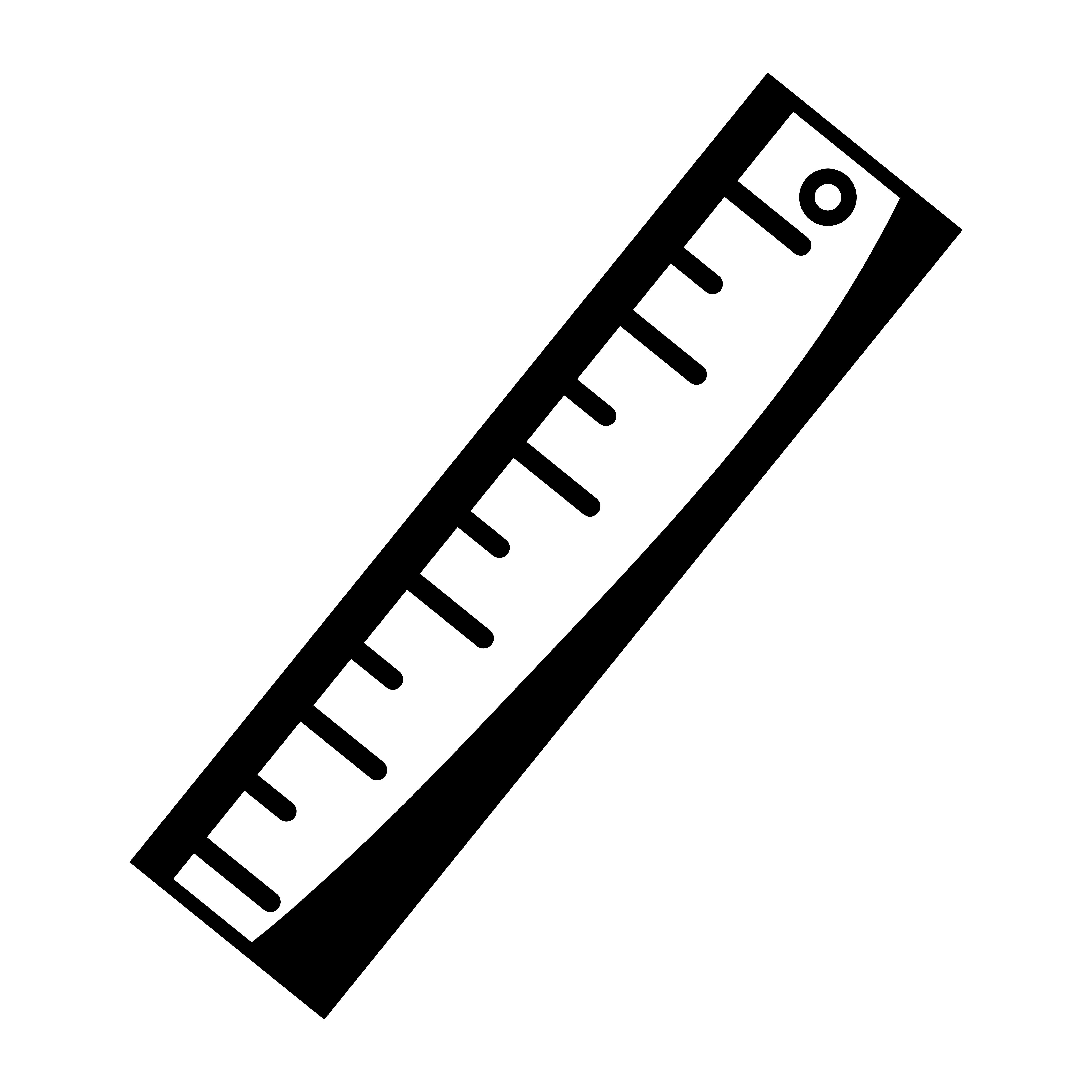 Contour Ruler Design To School Tool Education