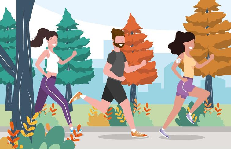 Sedentary Lifestyle Running exercise