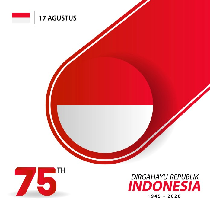 Indonesia Independence Day Banner And Greeting Card Download Free Vectors Clipart Graphics Vector Art
