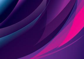 Purple Abstract Vector