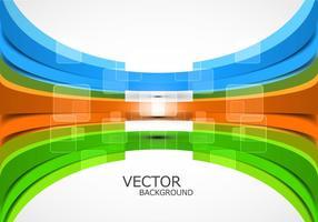 Teknologi Abstrak Latar Belakang vektor