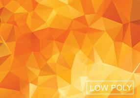Geometric Background Free Vector Art    46614 Free Downloads  Orange Geometric Low Poly Vector Background