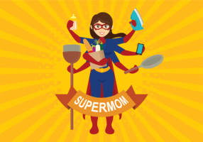 Free Wonder Woman Vector