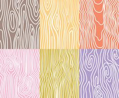 Woodgrain Vector Backgrounds