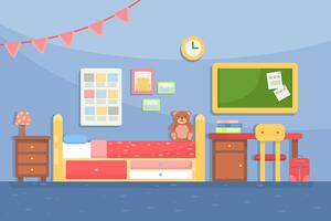 Kids Room Vector Art Icons And Graphics For Free Download