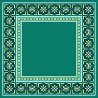 Islamic Frame Free Vector Art 22 058 Free Downloads