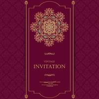https www vecteezy com vector art 533380 wedding or invitation card vintage style with crystals abstract pattern background